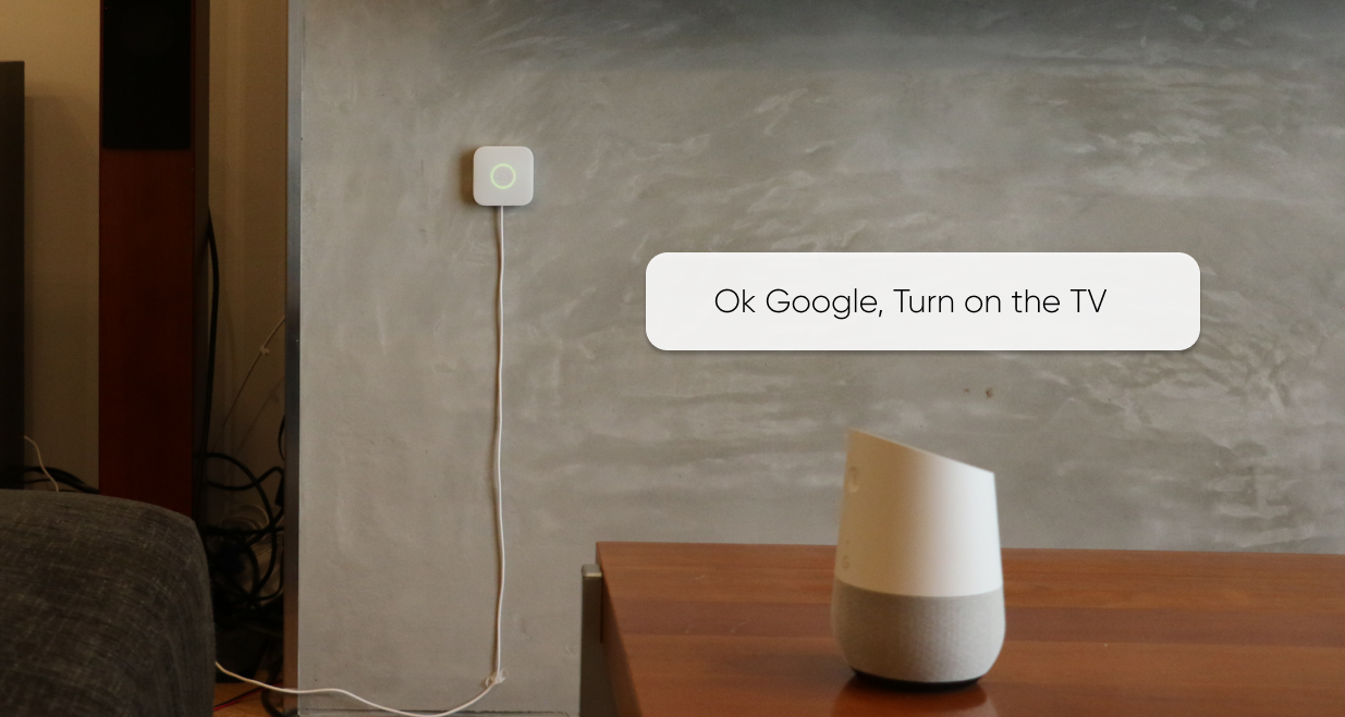 Nature Remo with Google Home